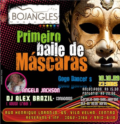 Bojangles Music Bar